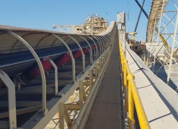 Conveyor Guarding Audit